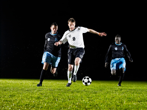 Soccer - cover