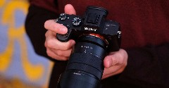 Discover sony camera
