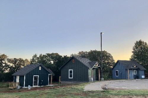 Pivot Opens a Tiny Home Campus for Homeless Teens in Oklahoma City
