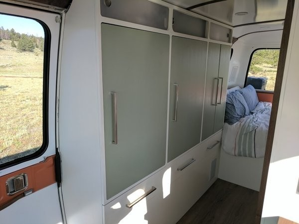 Photo 9 of 13 in Two Carpenters Turn a 1976 GMC Motorhome Into a…