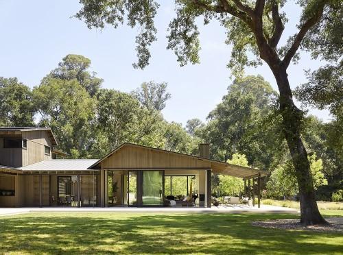 Oak Woodland by Walker Warner Architects