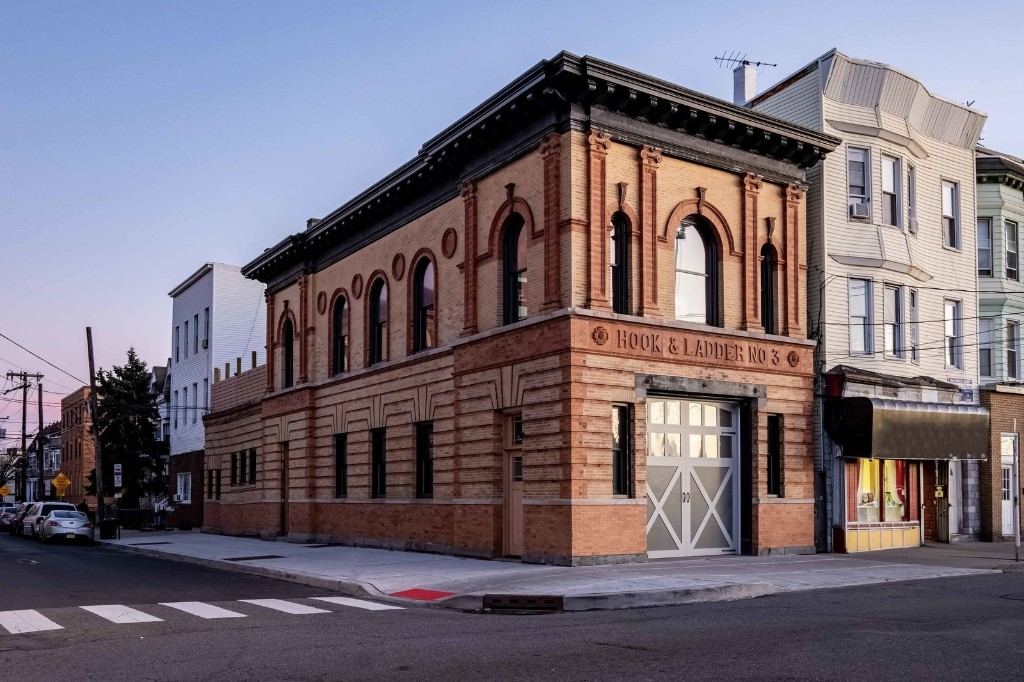 Q&A with HGTV Star Anthony Carrino on Converting an 1890s Firehouse Into His New Home