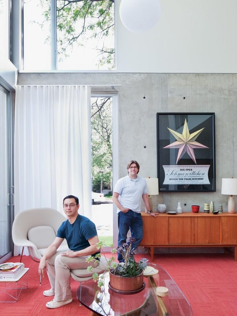 Modern Urban Retreat in South Minneapolis