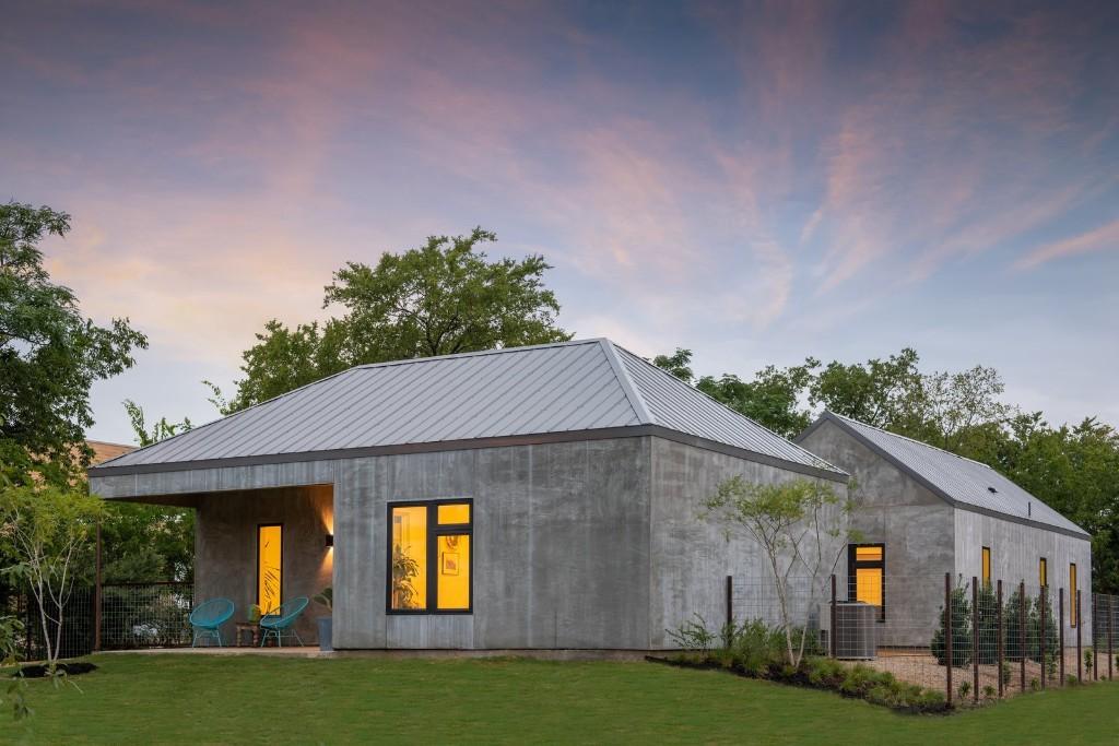 Lake Flato's Wellness-Focused Haciendas in Dallas Start at $589K