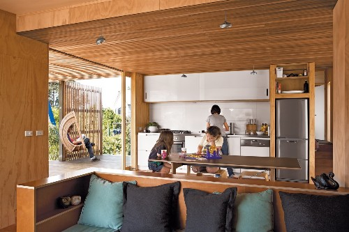 Articles about 5 creative modern porches and decks on Dwell.com