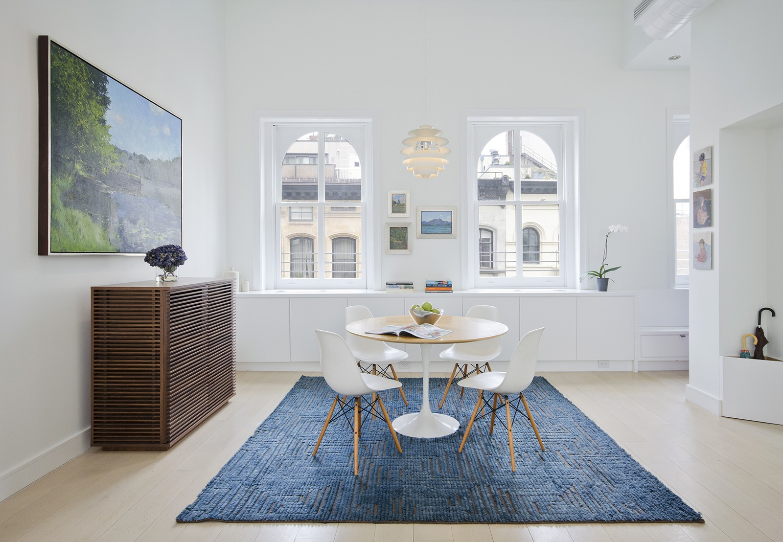 Articles about renovated tribeca loft modern aesthetic on Dwell.com - Dwell