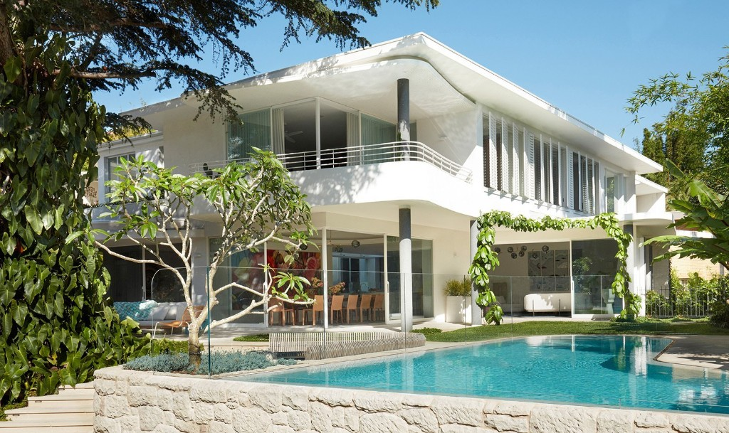 Homage to Oscar by Luigi Rosselli Architects