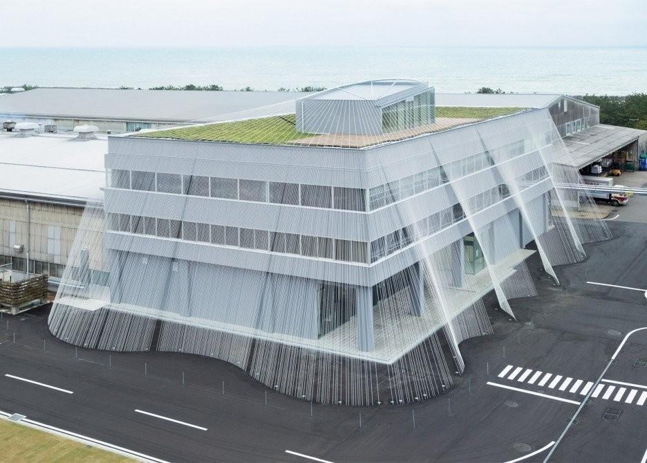 Architect Spotlight: 12 Works by Japanese Architect Kengo Kuma
