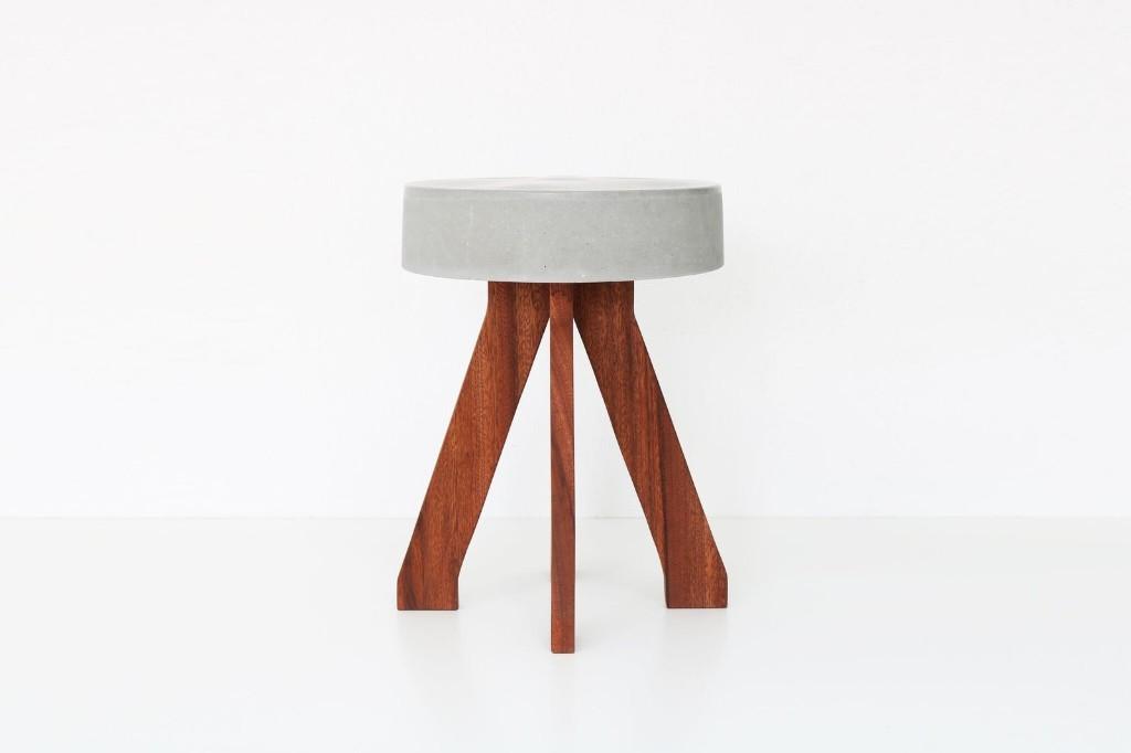 Dwell Made Presents: DIY Concrete Stool