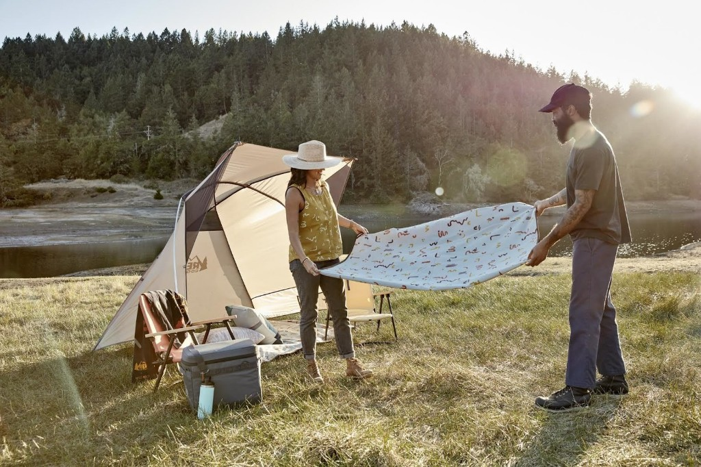 REI and West Elm's New Outdoor Line Starts at Just $6