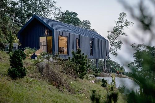 DH House by UZ Architecture
