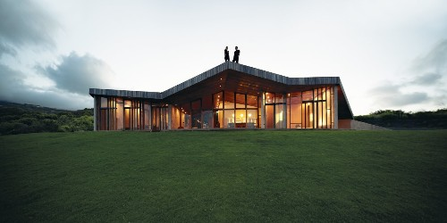 Articles about 7 houses distinctive roofs on Dwell.com