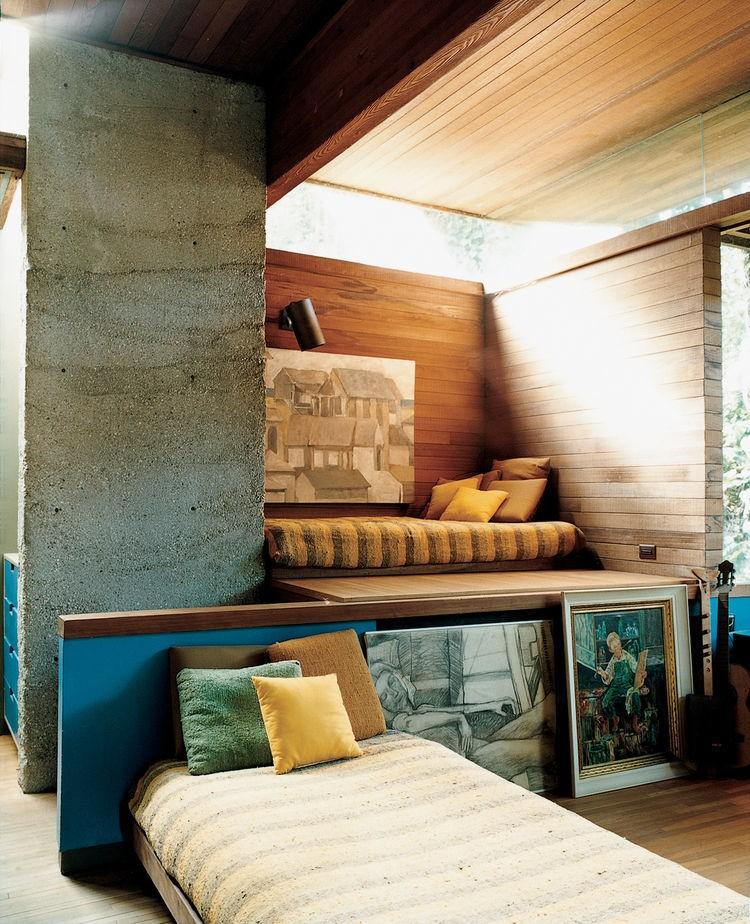 Bed Design - Magazine cover