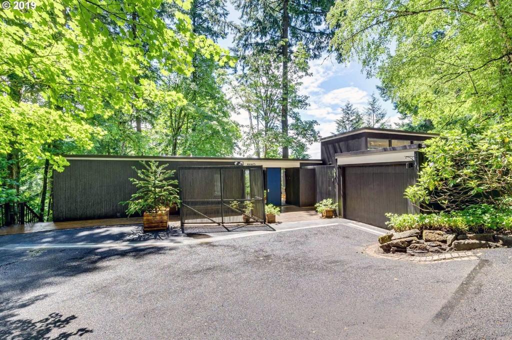 Portland Midcentury Home by William Fletcher