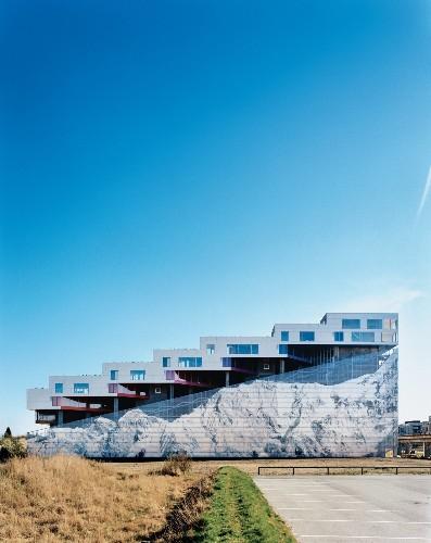 Articles about mountain dwellings urban development copenhagen on Dwell.com