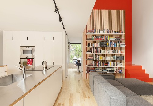 Articles about 12 homes curved ceilings and walls on Dwell.com
