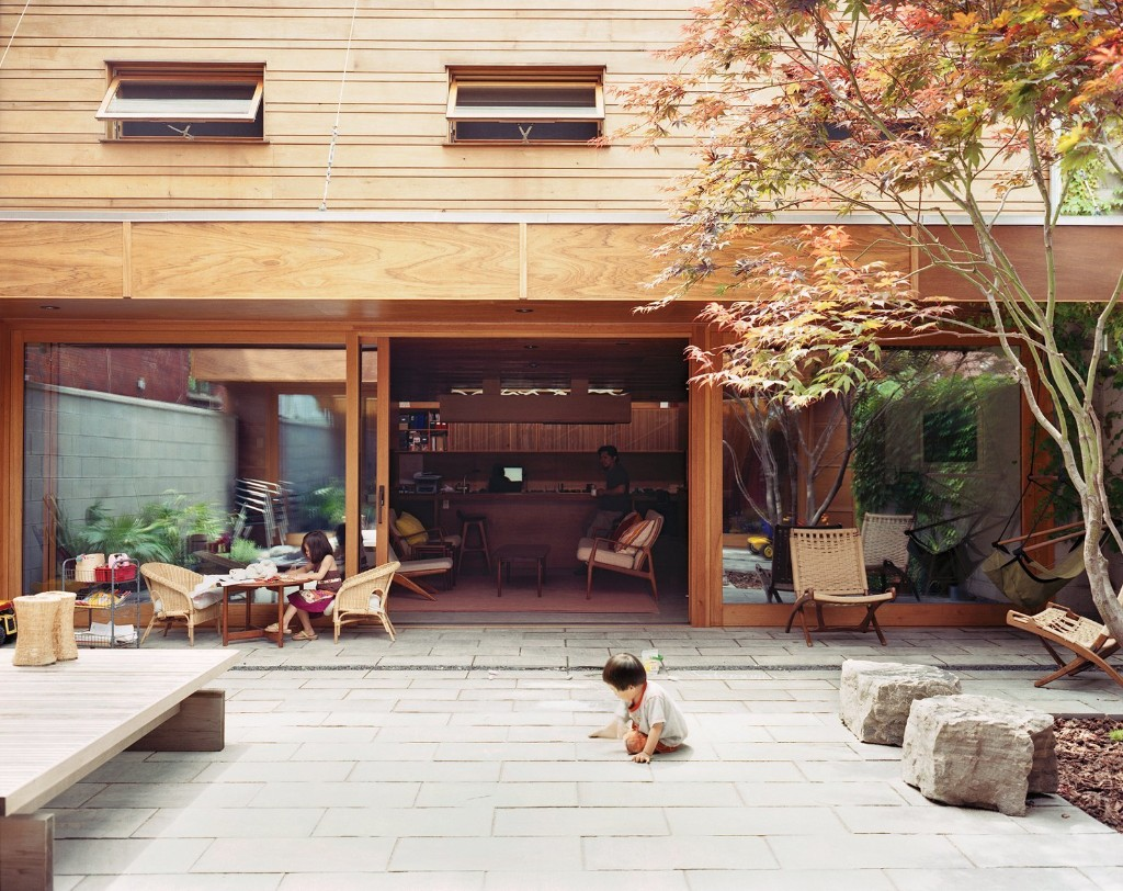 Articles about most popular homes 2014 indoor outdoor living on Dwell.com