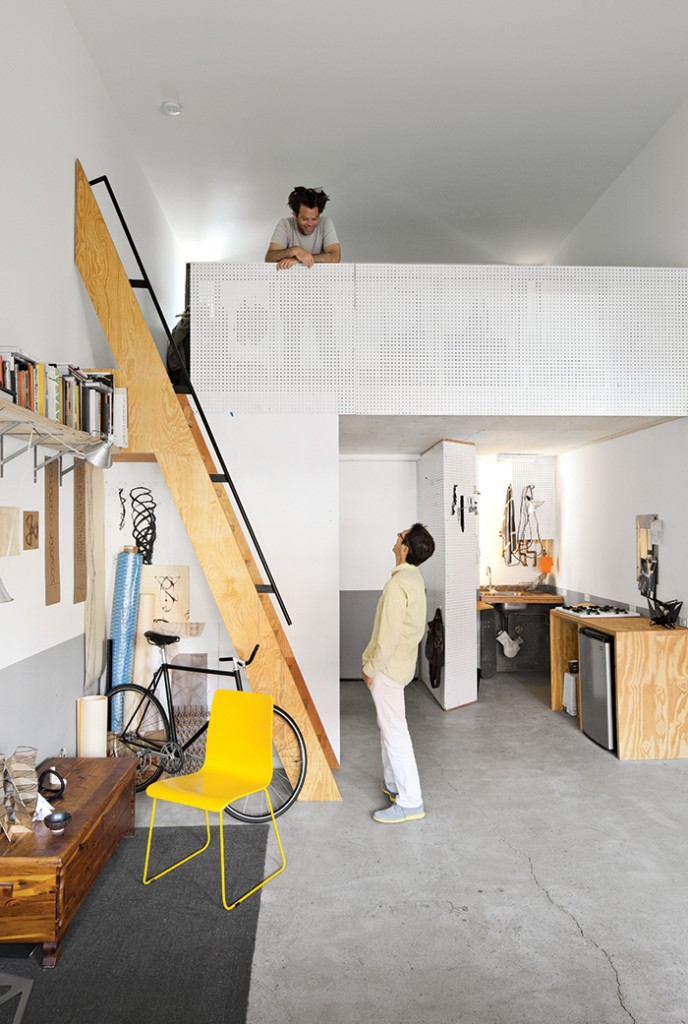 Articles about thriving micro living model on Dwell.com - Dwell