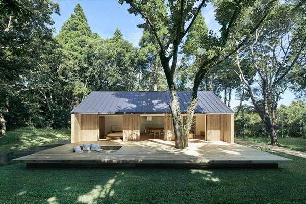 Muji Just Unveiled a New Prefab Home—and it's a Minimalist Dream Come True