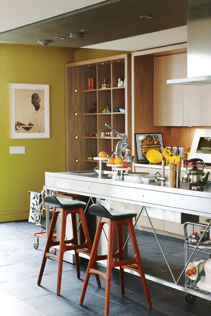 Kitchen - Magazine cover