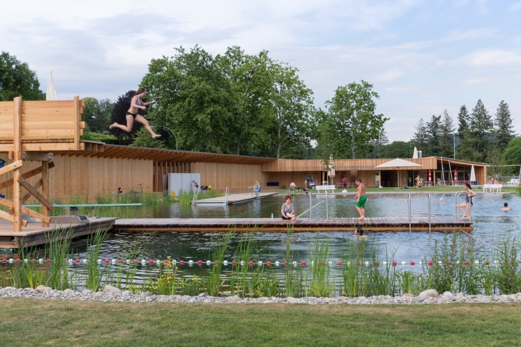 7 Natural Swimming Pools That Are Completely Chlorine-Free