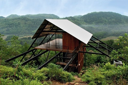 10 Surreal Tree Houses That Will Make Your Childhood Dreams Come True