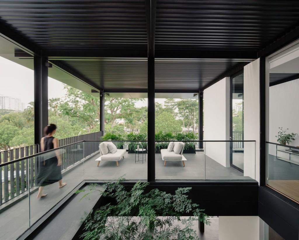 House 25 by Park + Associates