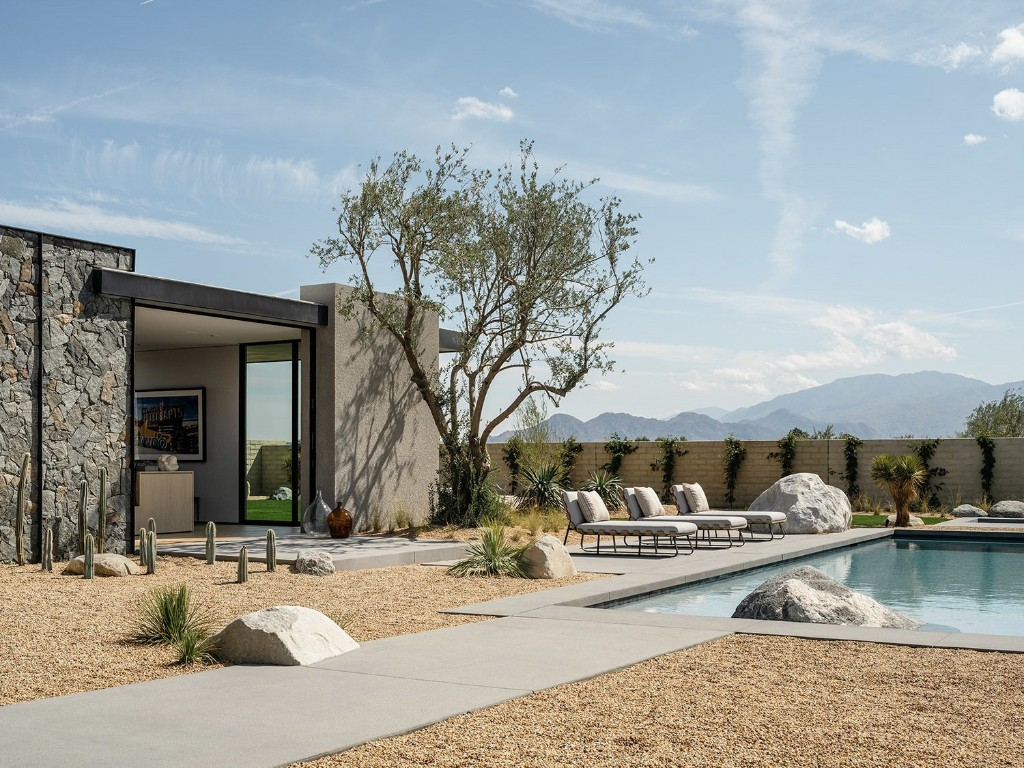 Echo at Rancho Mirage by Studio AR&D
