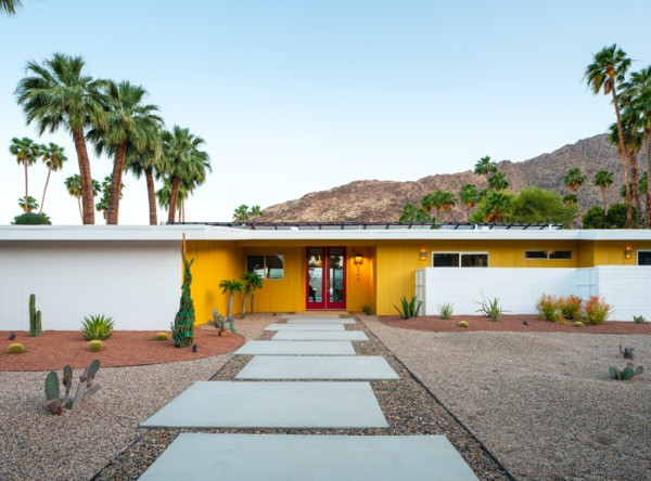 Here Are 20 of the Best Midcentury Renovations in Palm Springs