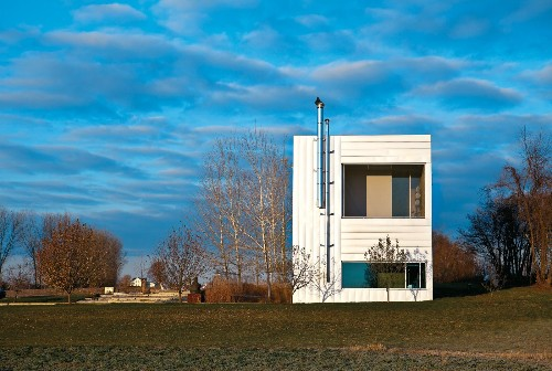 Articles about 5 architects get crafty budgets build cost effective modern homes on Dwell.com
