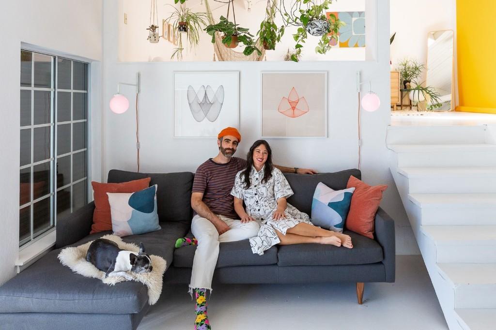 Erin Fong and Tyler McPherron's Letterpress Loft