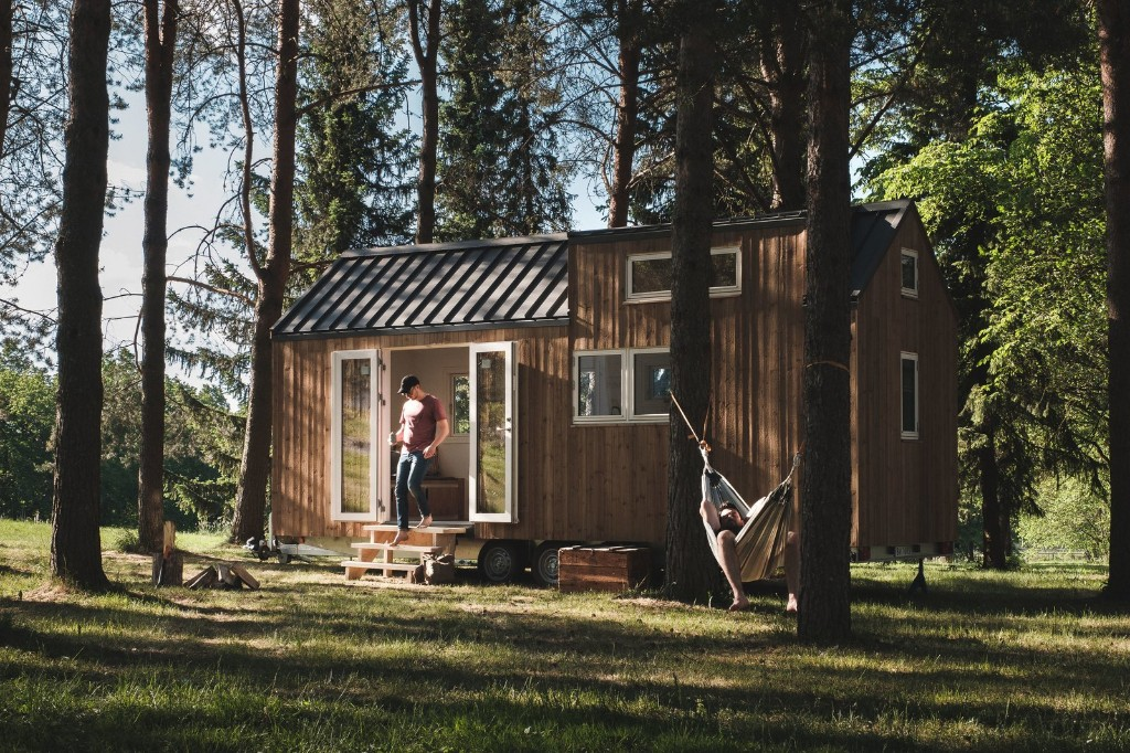 Sustainable, Norwegian Tiny Homes by Norske Mikrohus
