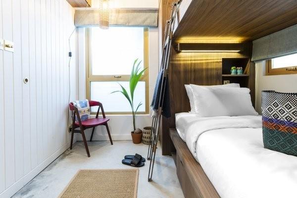 This Hip Hong Kong Apartment Building Nails Small Space Living