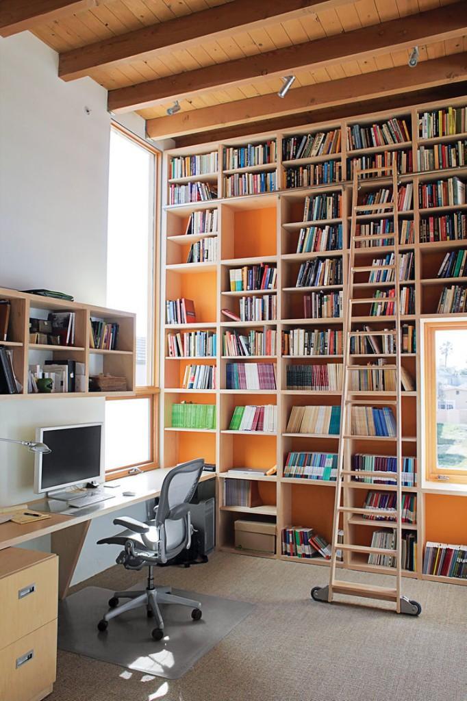 Book Shelves - Magazine cover