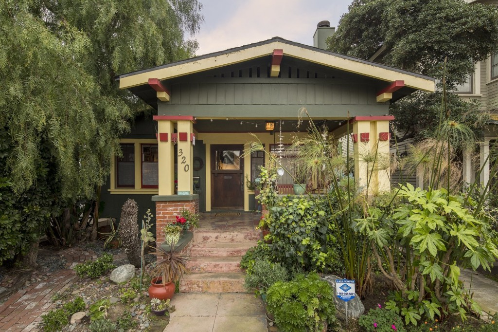 A Charming Early 1900s Venice Beach Bungalow Lists for $2.25M