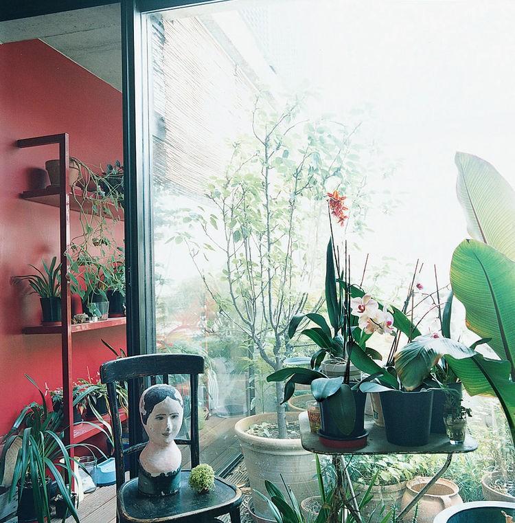 Gardens - Magazine cover