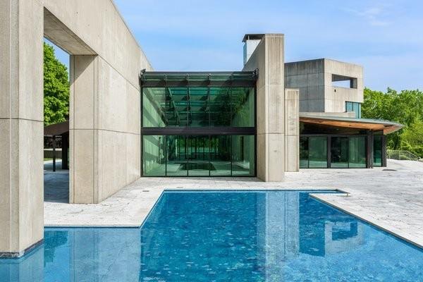 Rare Viñoly-Designed Estate Debuts on Market For $9.75M