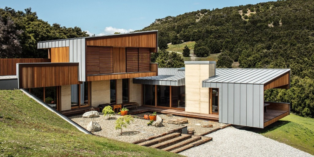 Kanuka Valley House by WireDog Architecture