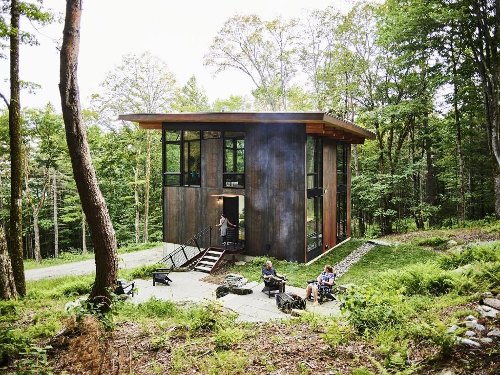 Vermont Cabin by Olson Kundig