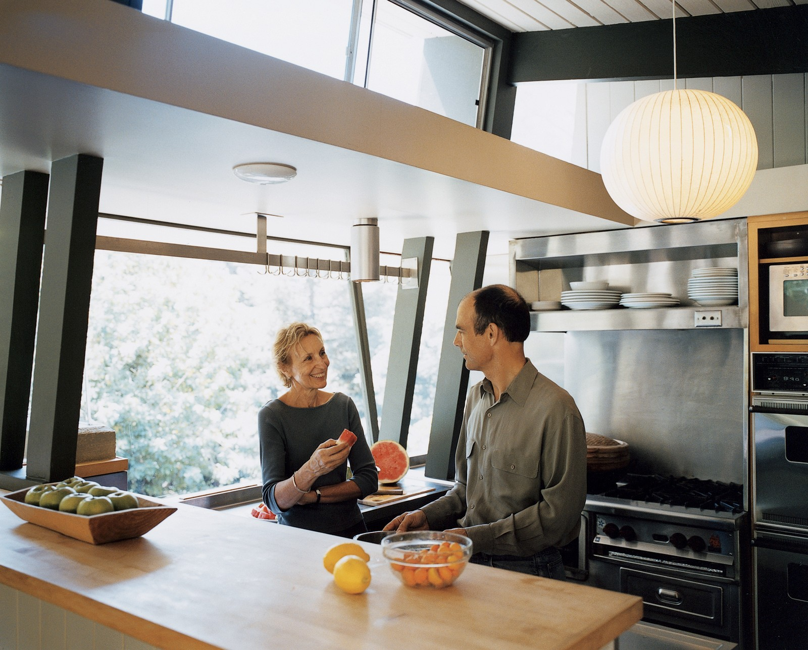 Articles about 10 light filled kitchens on Dwell.com - Dwell