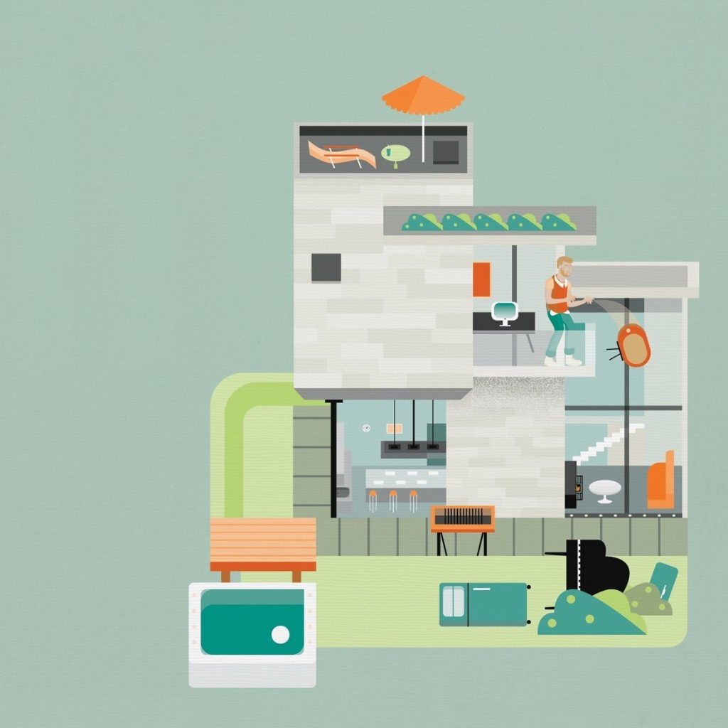 Articles about lets get small on Dwell.com
