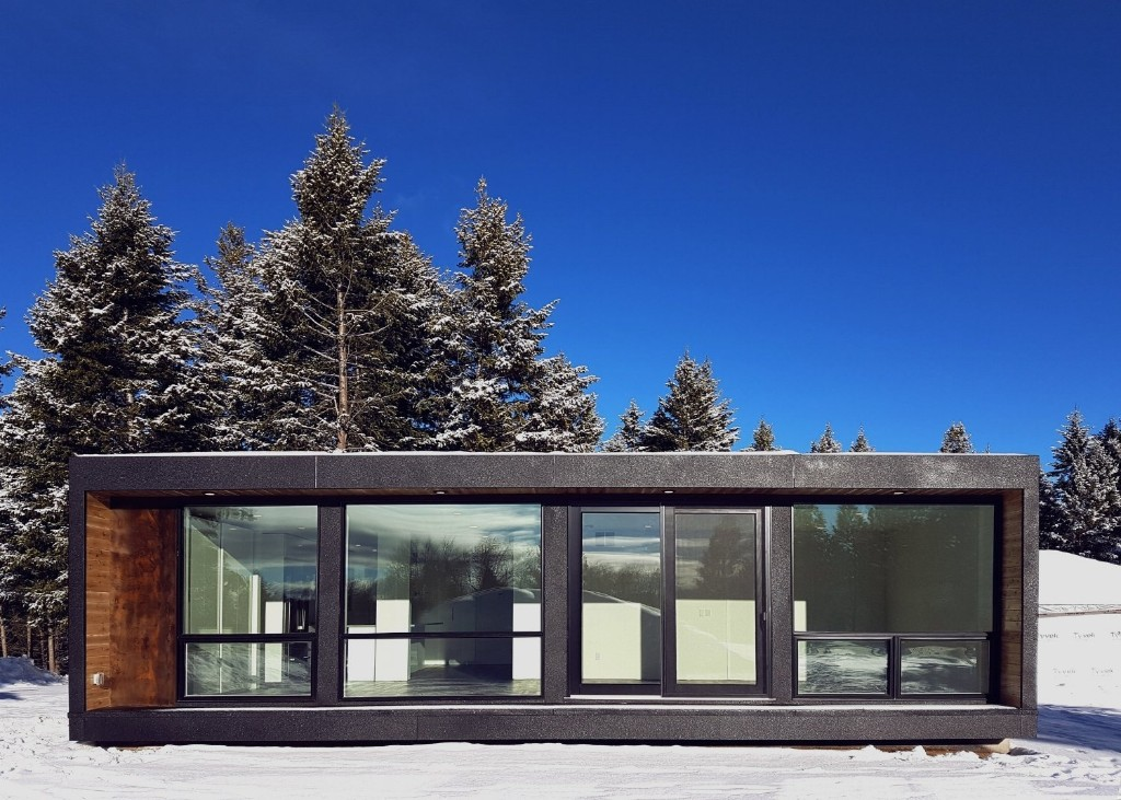 Shipping Container Homes - Cover