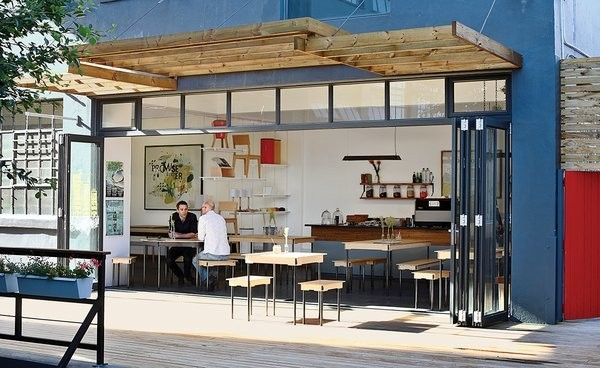 Great Coffee Shops for Design Fans