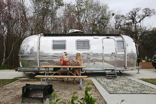 Before and After: Mavis Airstream Renovation