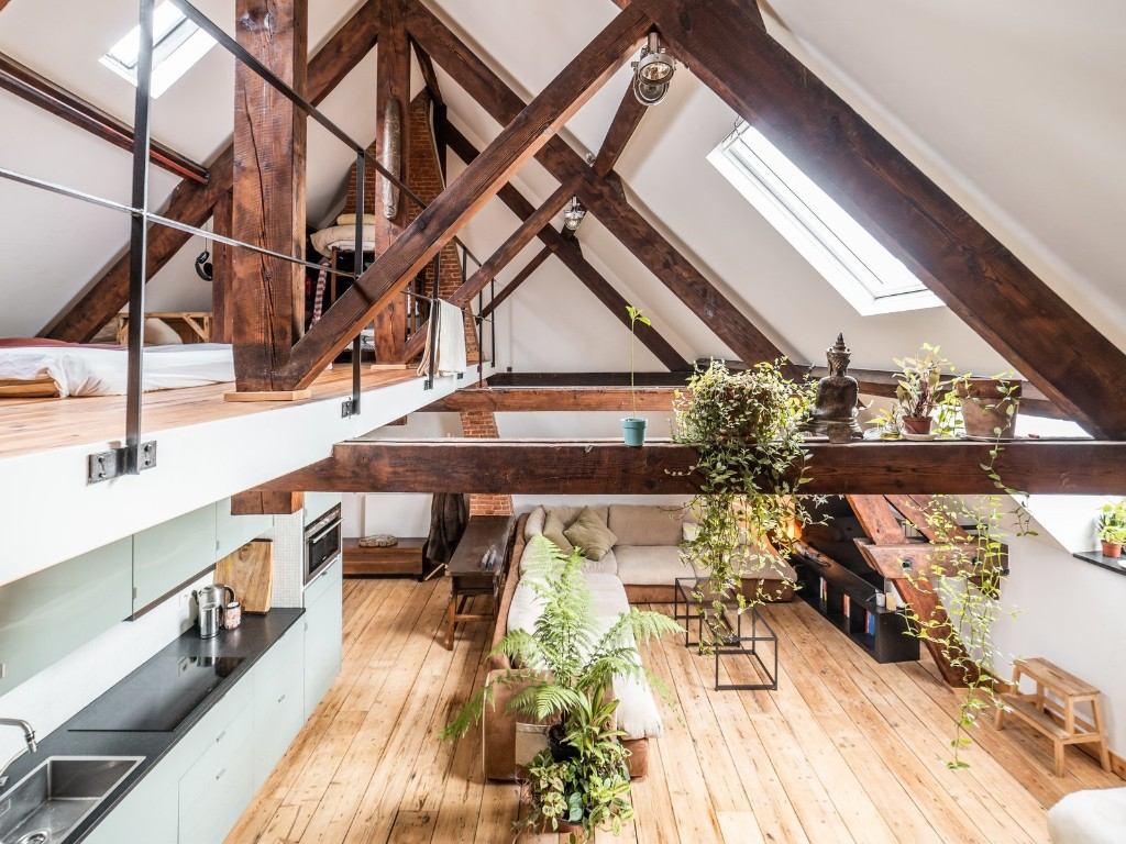 A Flemish Theater Turned Home in the Heart of Historic Antwerp Seeks $1.9M