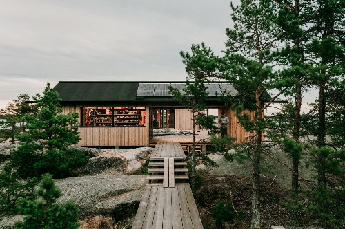 Project Ö Cabins by Bond Creative Agency