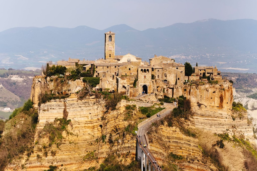 Italian Ghost Towns Are Turning Abandoned Buildings Into Alluring Airbnbs