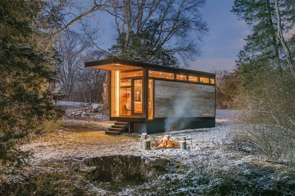Dwell's Top 10 Tiny Homes of 2018