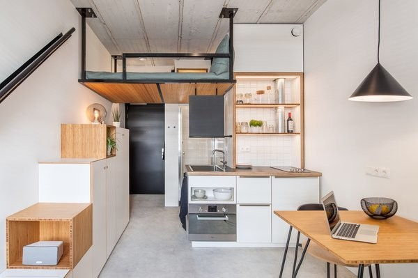 These Rotterdam Apartments Put the Average Student Dorm to Shame