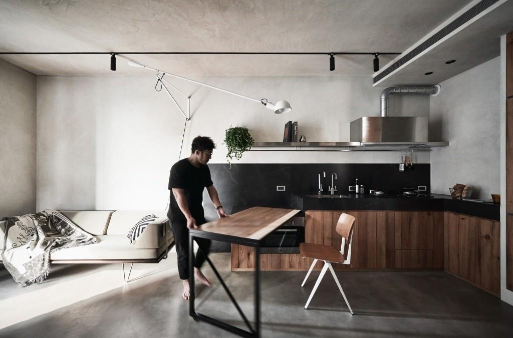 Modern Interior Designs - Magazine cover